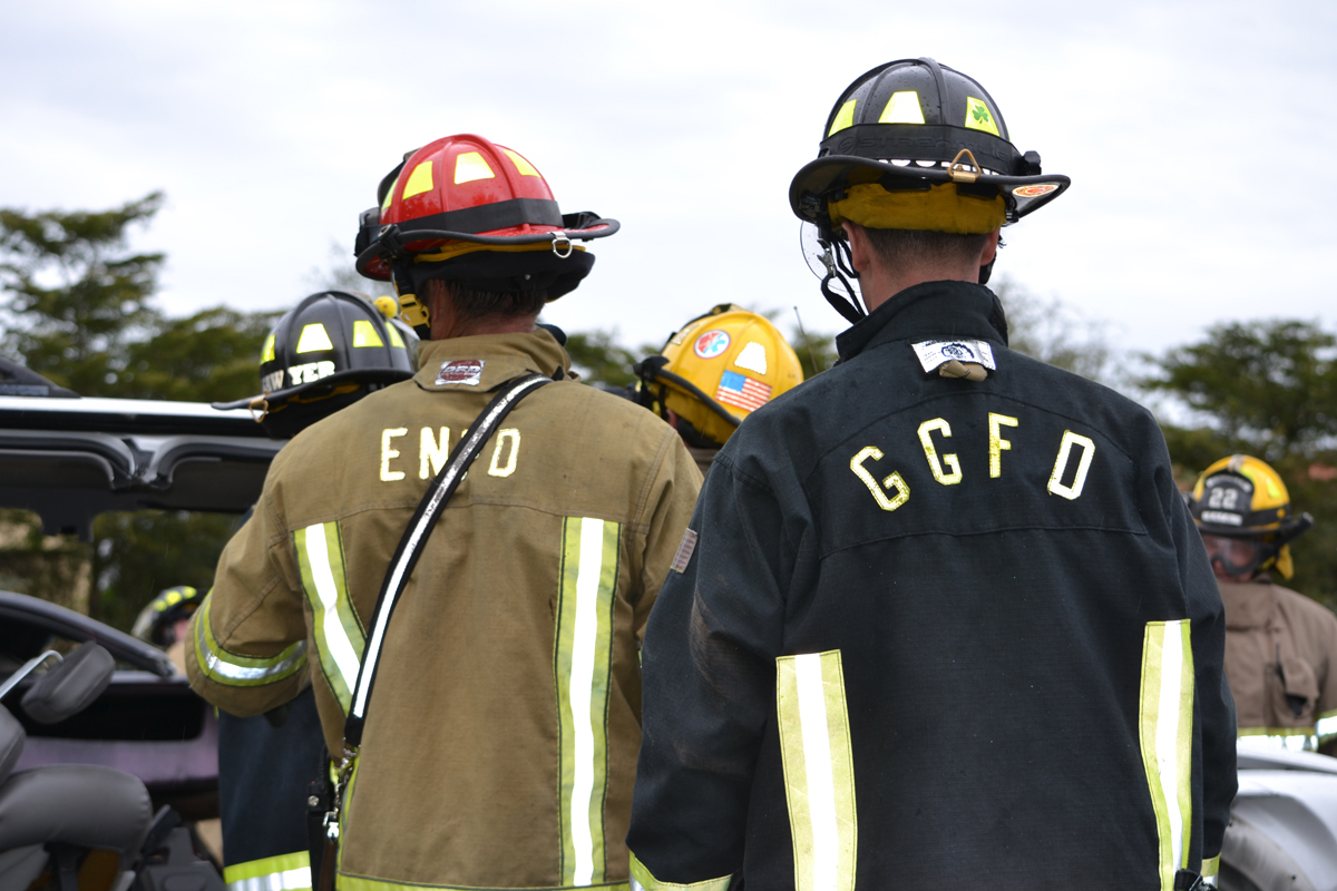 Join the New Fire Department for planning